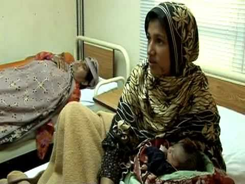 Improving Health Care for Women after Pakistan's Earthquake