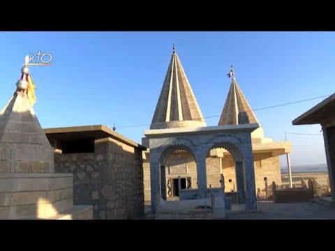 Les mausolées yézidis de Mam Chevan