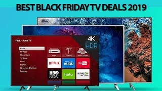 Best Black Friday TV Deals 2019 [TOP 10]