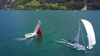 Training im Urnersee