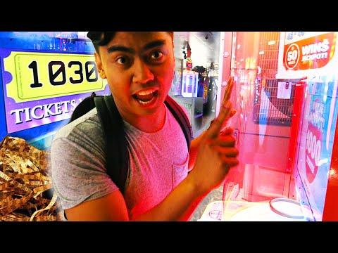 Video Arcade Hacks Tutorial | 100% JACKPOT WIN RATE!