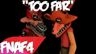 "(SFM) ""Too Far"" Song Created By: ChaoticCanineCulture"