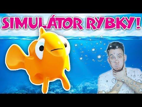 JSEM RYBKA! | I Am Fish