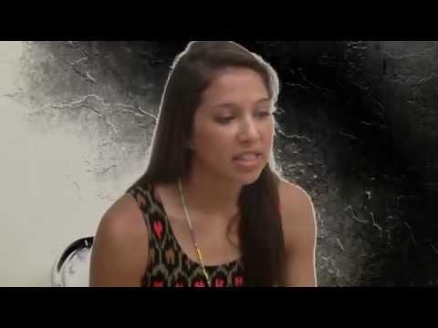 Jude Schimmel, Interviewed by Tohono Tv reporter, Alexis Johnson