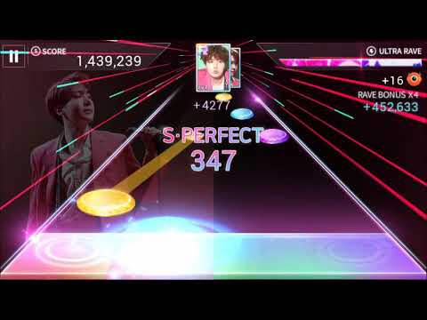 【SUPERSTAR BTS】 J-HOPE - Base Line (HARD) 🌟🌟🌟