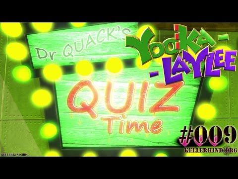 YOOKA-LAYLEE #9 – Dr QUACK's Quiz Time ★ Speedy plays Yooka-Laylee [HD|60FPS]