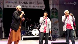 Junaid Jamshed LIVE With Native Deen: Subhan Allah (Historic) | MuslimFest 2013