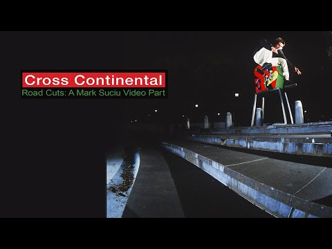 "Mark Suciu's ""Cross Continental: Road Cuts"" Part"