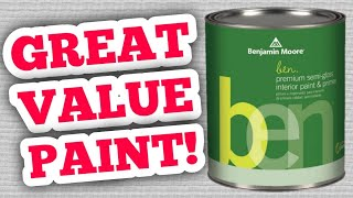 Benjamin Moore Ben Paint Review | Product Spotlight