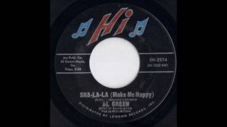 1974_084 - Al Green - Sha - La - La (Make Me Happy) - (3.00)(45)