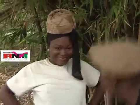 Nkem Owoh Fondles with Anita Joseph's Breast!!
