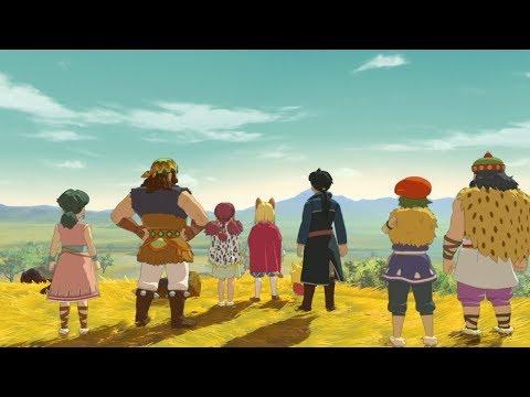 Trailer de Ni no Kuni II: Revenant Kingdom