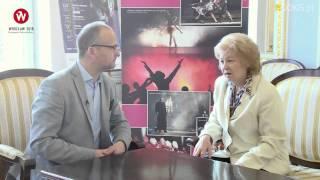 """Czwartkowy """"Wywiad z Kulturą"""" - ESK 2016 - Prof. Ewa Michnik"""
