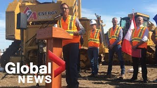 Trans Mountain pipeline expansion project to resume construction: Canadian Minister Sohi