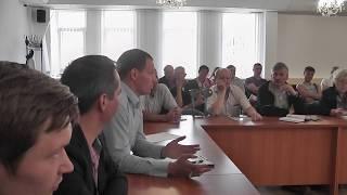 Сети СНТ передать ТСО. Совещание в администрации Тосно.