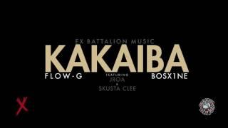 Flow-G ✘ Bosx1ne - KAKAIBA ft. JRoa ✘ Skusta Clee
