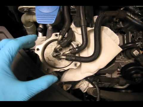 How to bleed vw tdi fuel system? (with pictures, videos
