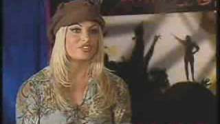 Trish Stratus talks about her theme music