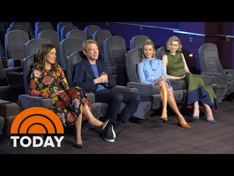 Margot Robbie And Her 'Peter Rabbit' Co-Stars Talk About New Family Film | TODAY