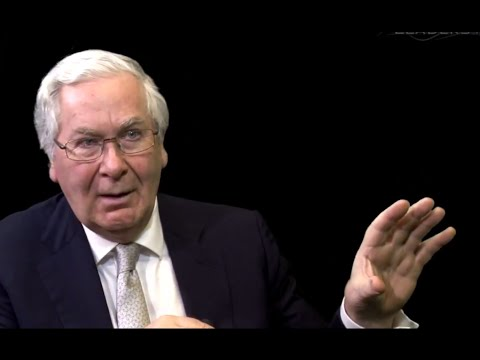 Still Image from the video: Lord Mervyn King full interview