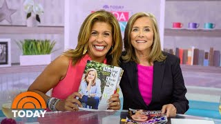 Meredith Vieira Shares How She Stays Close To Her Kids | TODAY