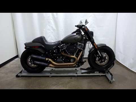 2018 Harley-Davidson Fat Bob® 114 in Eden Prairie, Minnesota - Video 1