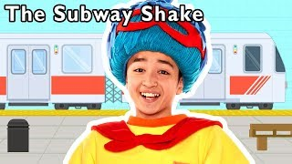 The Subway Shake and More   NEW VIDEO   Baby Songs from Mother Goose Club!