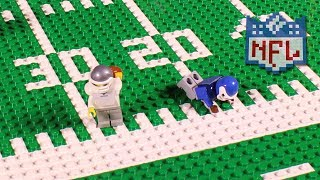 NFL: New York Giants @ Dallas Cowboys (Week 1, 2017) | Lego Game Highlights