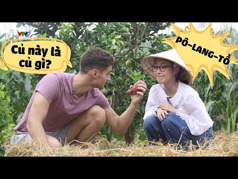 Follow us 2020 mùa 4- số 17  |  Vừa NƯỚNG KHOAI vừa HỌC TIẾNG ANH cùng Khánh Vy và Dustin. | VTV7