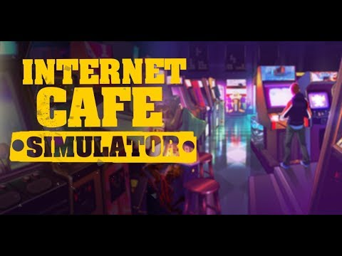 Internet Cafe Simulator βίντεο
