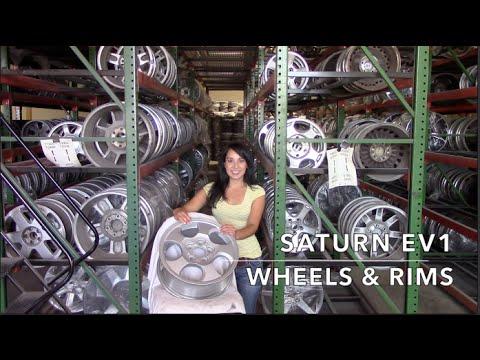 Factory Original Saturn EV1 Rims & OEM Saturn EV1 Wheels – OriginalWheel.com