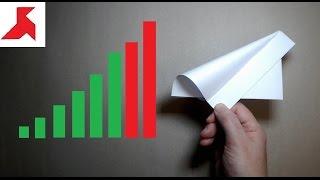Как сделать громкую оригами ХЛОПУШКУ из бумаги А4 своими руками?