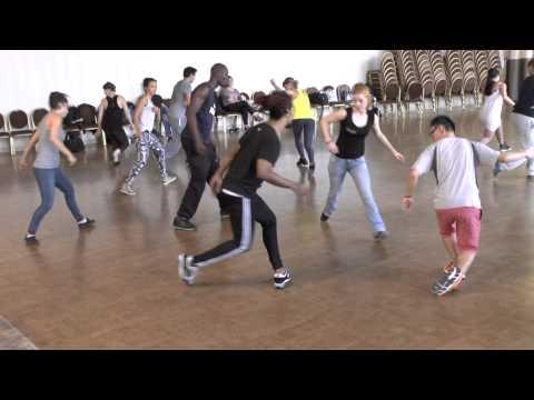 Diablo & Vanessa 4éme édition du festival Step In Dance