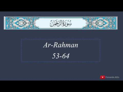 Download Memorize Ar-Rahman 53-64 [Repeated Verse] by Fionanda Mp4 HD Video and MP3