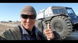 Приключения ШЕРП в Якутии / Аdventure of Sherp in Yakutia