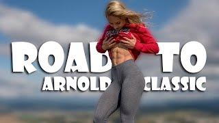 Road to Arnold Classic | Zuzana Kardošová