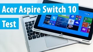 Acer Aspire Switch 10 Test   Tablet Review   Deutsch