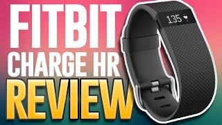 Fitbit Charge HR Review   Test   Deutsch by Manuel Berko