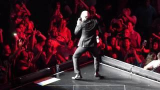 Hey Baby - Pitbull, Madison Square Garden, July 1, 2017