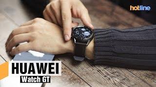 Смарт-часы Smartwatch HUAWEI Watch GT Sport (черные) от компании Telemaniya - видео