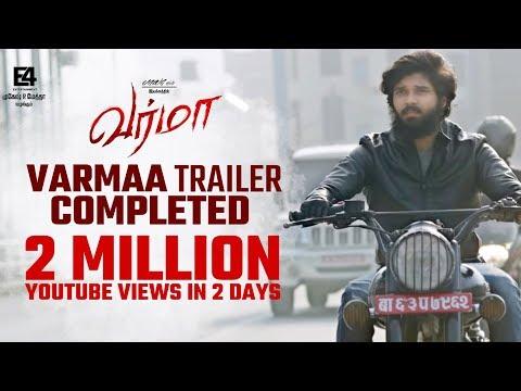 Arjun Reddy Tamil (VARMAA) Official Trailer