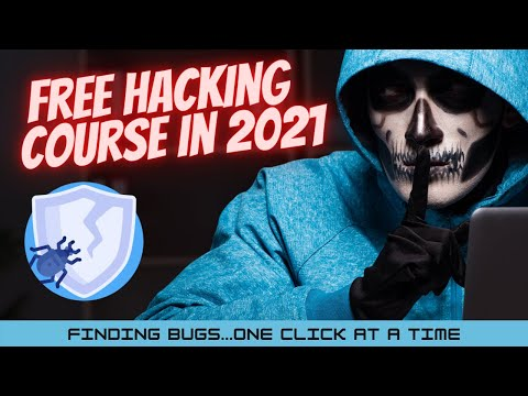 Free Hacking Course For Beginners In Bug Bounty