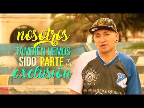 """Barrista azul"" Barra: Comandos Azules • Club: Millonarios • País: Colombia"