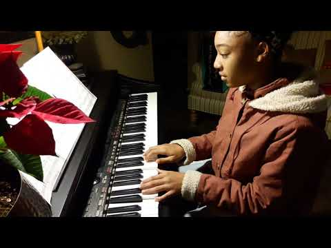 Check out this Video!  You will enjoy this short performance video from a talented 13-year-old young lady.  Book Now!