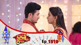 Durga | Full Ep 1519 | 23rd Oct 2019 | Odia Serial – TarangTV