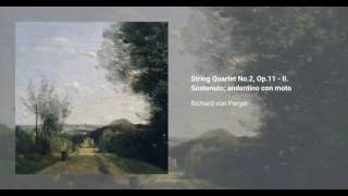String Quartet No.2, Op.11