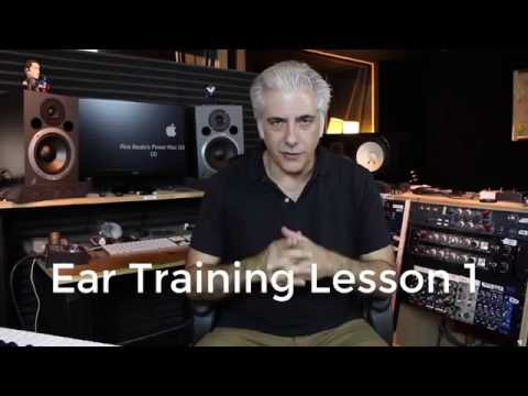 """Ear Training Lesson 1 - Ear Training Practice """"Complete The Chord"""""""