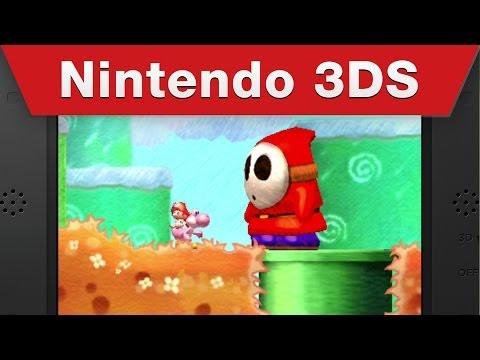 Yoshi's New Island vyjde na 3DS během jara příštího roku + trailer