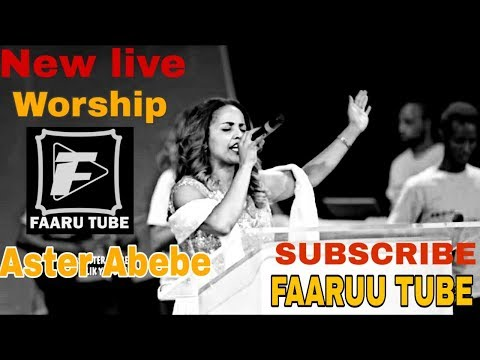 Aster Abebe  NEW LIVE instrument ON FAARUU TUBE 2019