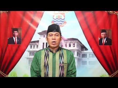 Ucapan Ramadhan Plt. Wali Kota Cimahi 1442 H.